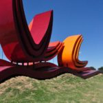 Helios, escultura del sol